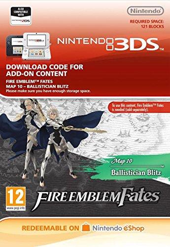 Fire Emblem Fates: Map 10 Ballistician Blitz DLC (3DS DIGITAL)