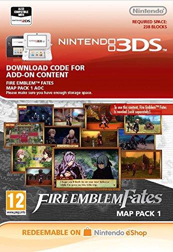 Fire Emblem Fates: Map Pack 1 DLC (3DS DIGITAL)