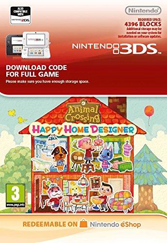Animal Crossing: Happy Home Designer (3DS DIGITAL)
