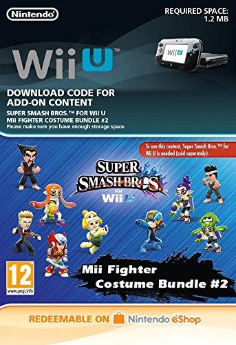 Super Smash Bros.: Bundle Collection 2 (Wii U DIGITAL)