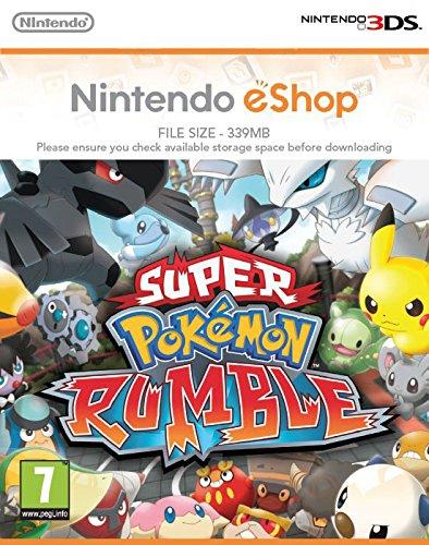Super Pokémon Rumble (3DS DIGITAL)