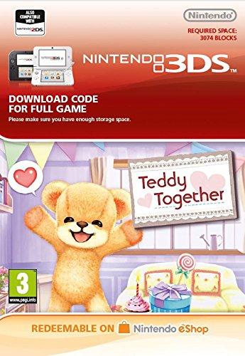 Teddy Together (3DS DIGITAL)