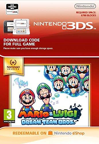 Mario & Luigi: Dream Team Bros. (3DS DIGITAL)