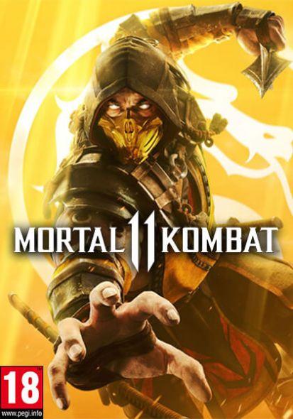 Mortal Kombat 11 (PC) PL Klucz Steam