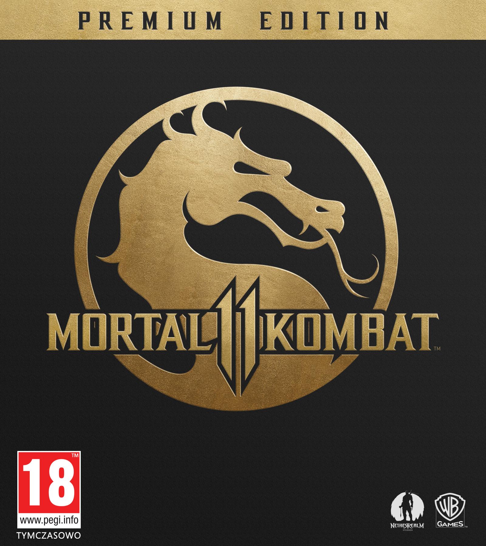 Mortal Kombat 11 Premium Edition (PC) PL klucz Steam