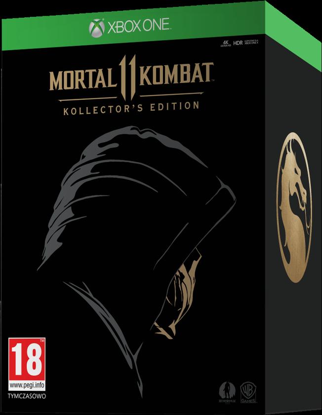 Mortal Kombat 11 Edycja Kolekcjonerska (XOne) PL