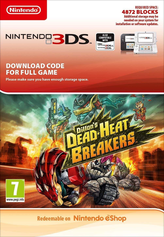 Dillon's Dead-Heat Breakers (3DS DIGITAL)