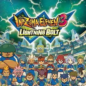 Inazuma Eleven 3: Lightning Bolt (3DS DIGITAL)