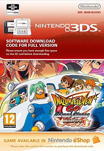 Inazuma Eleven Go: Wildfire (3DS DIGITAL)