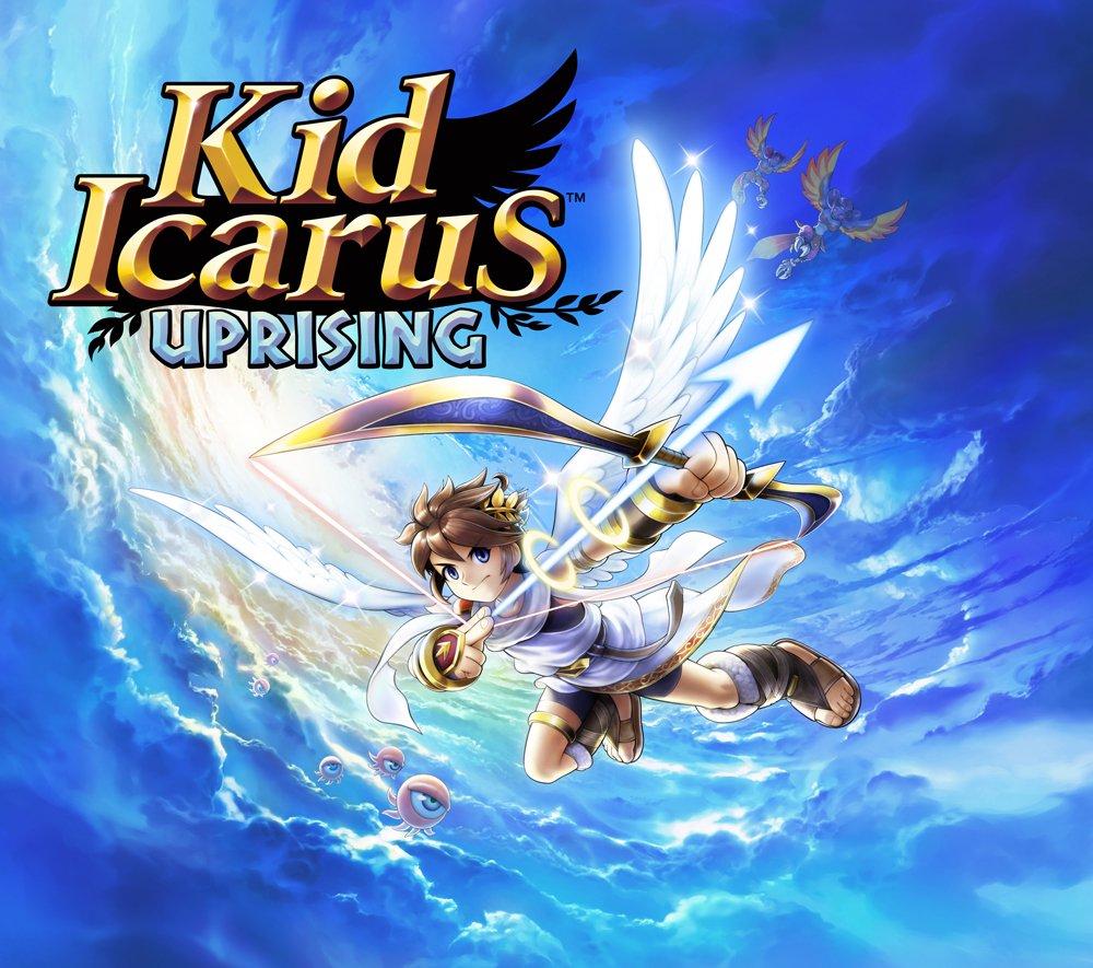 Kid Icarus: Uprising (3DS DIGITAL)