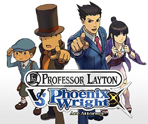 Professor Layton vs Phoenix Wright (3DS DIGITAL)