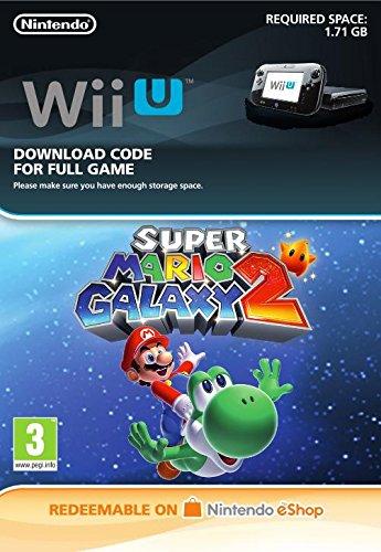 Super Mario Galaxy 2 (Wii U DIGITAL)