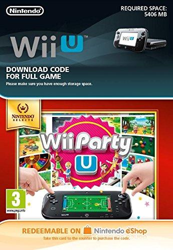 Wii Party U (Wii U DIGITAL)