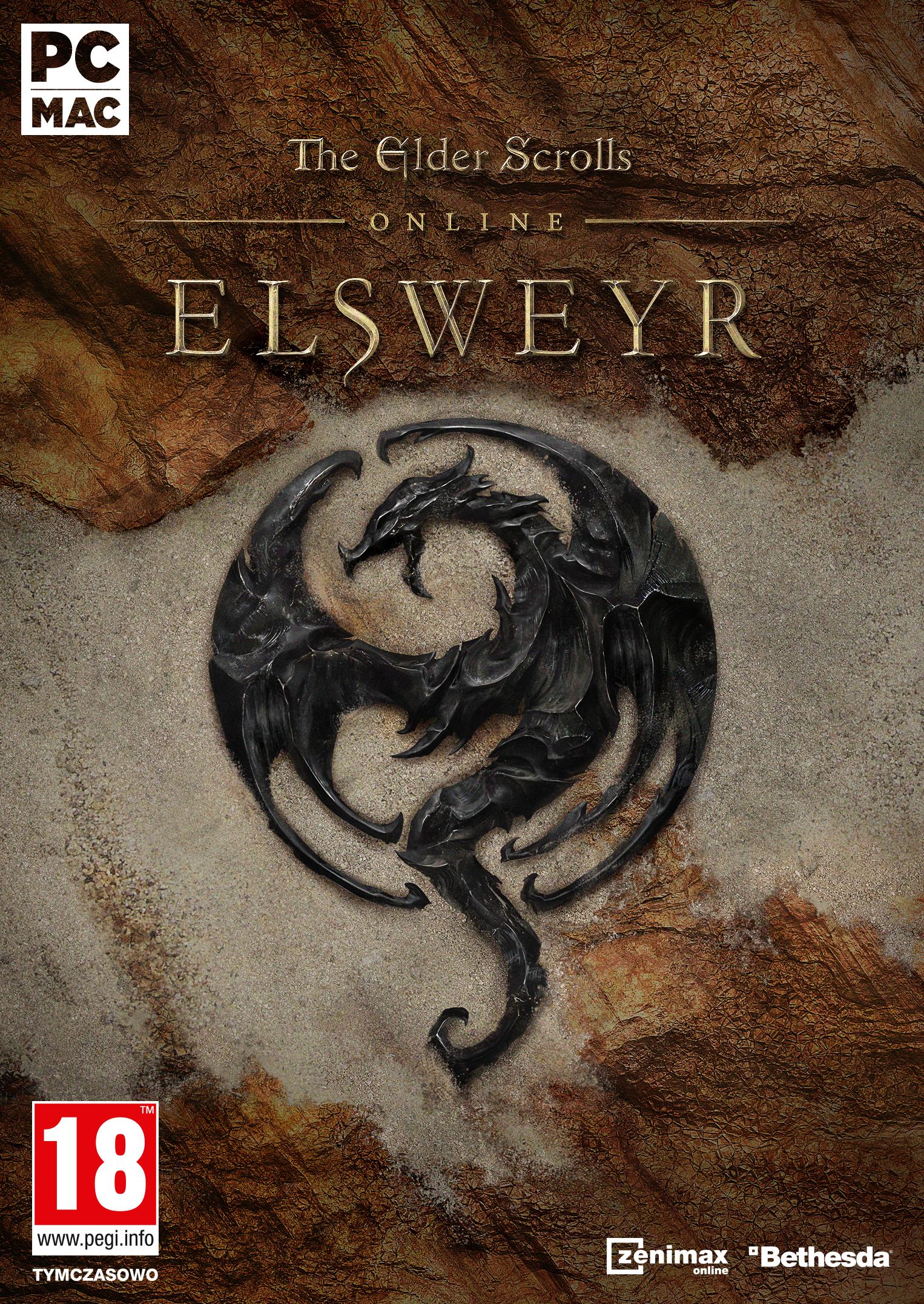 The Elder Scrolls Online - Elsweyr Digital Collector's Edition (PC/MAC) DIGITÁLIS
