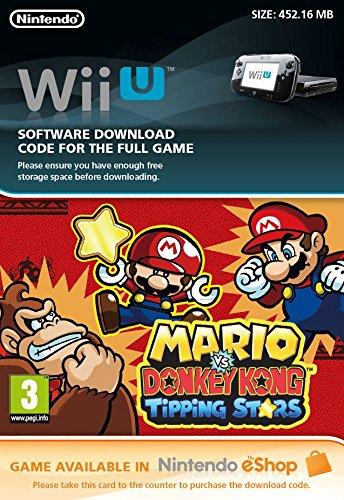 Mario vs Donkey Kong: Tipping Stars (Wii U DIGITAL)