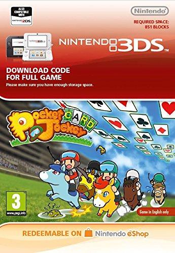 Pocket Card Jockey (3DS DIGITAL)