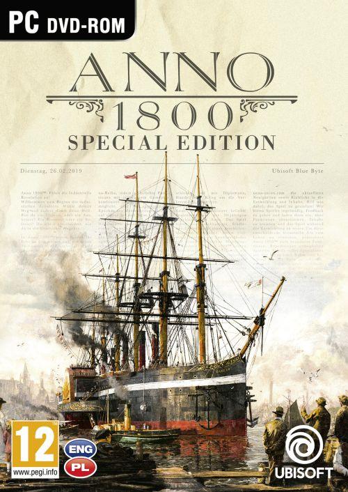 Anno 1800 Special Edition (PC) PL