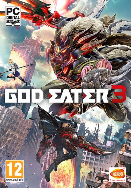 GOD EATER 3 (PC) DIGITÁLIS