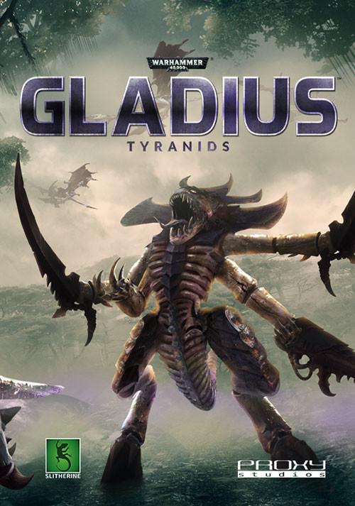 Warhammer 40,000: Gladius - Tyranids (PC) DIGITAL