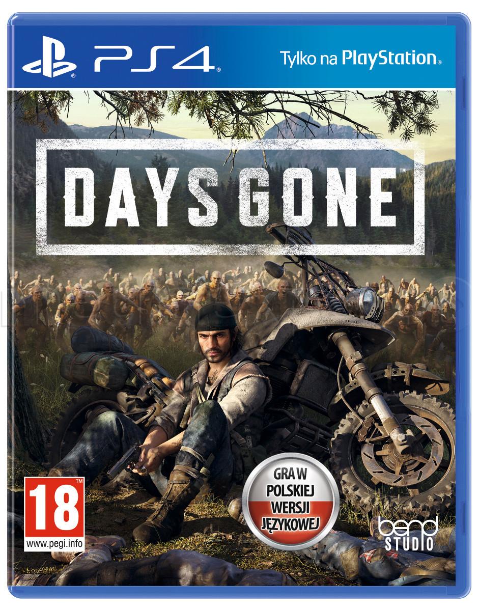 Days Gone (PS4) PL