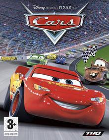 Disney Pixar Cars (PC) klucz Steam