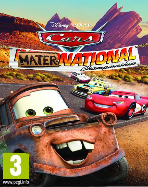 Disney Pixar Cars Mater - National Championship