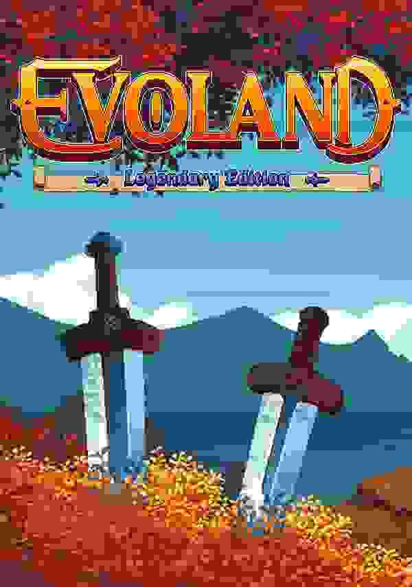 Evoland Legendary Edition (PC) DIGITÁLIS