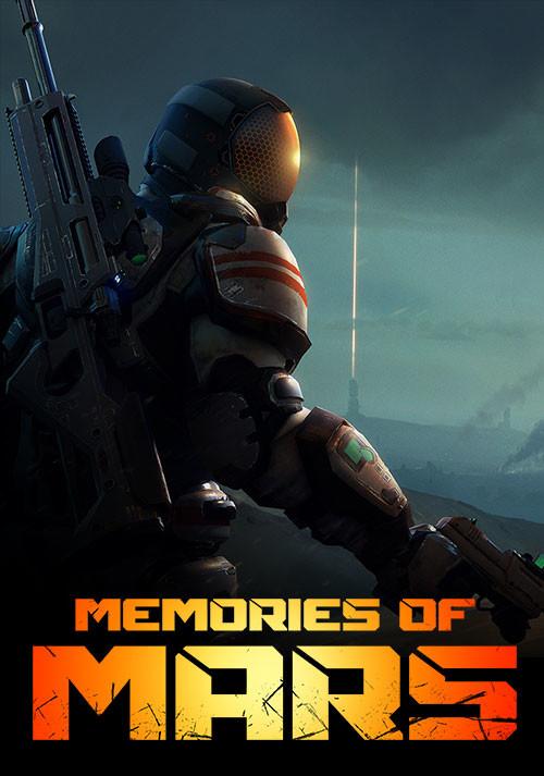 MEMORIES OF MARS (PC) klucz Steam