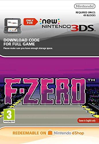 F-ZERO (New Nintendo 3DS DIGITAL)