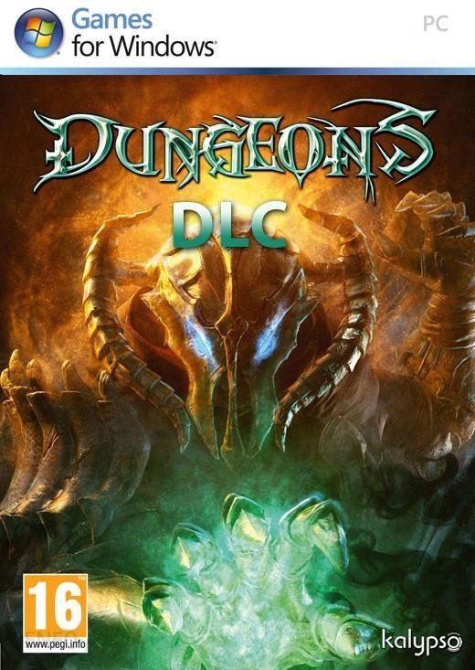 Dungeons: Map Pack DLC (PC) klucz Steam
