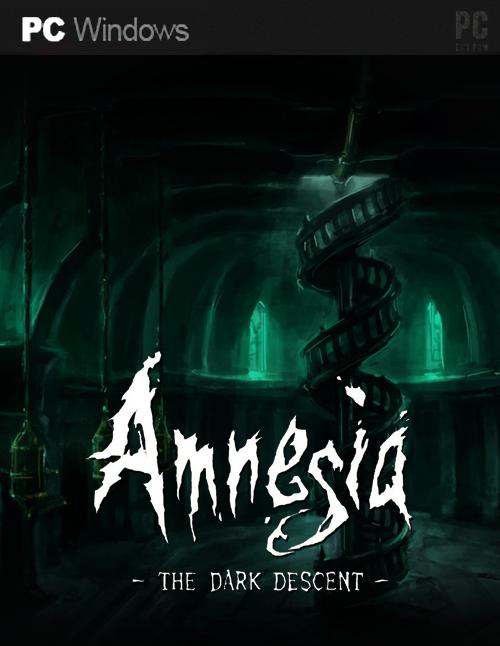Amnesia: The Dark Descent (PC) Klucz Steam
