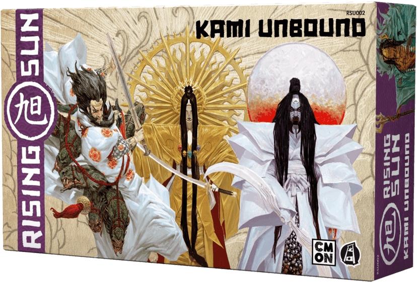 Rising Sun: Zstąpienie Kami (Gra planszowa)