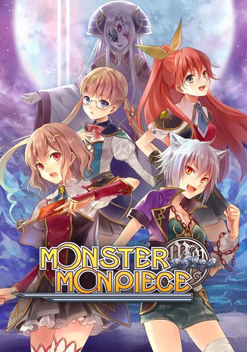 Monster Monpiece (PC) DIGITAL