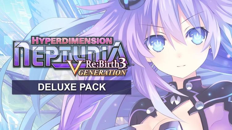 Hyperdimension Neptunia Re;Birth3 Deluxe Pack