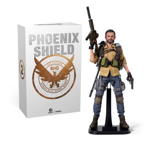 Tom Clancy's The Division 2 Edycja Kolekcjonerska Phoenix Shield Gold (XOne)
