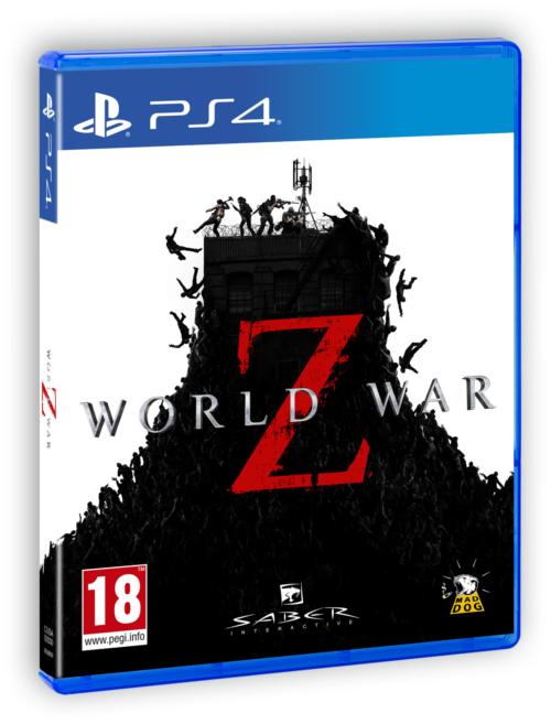World War Z (PS4) PL + DLC