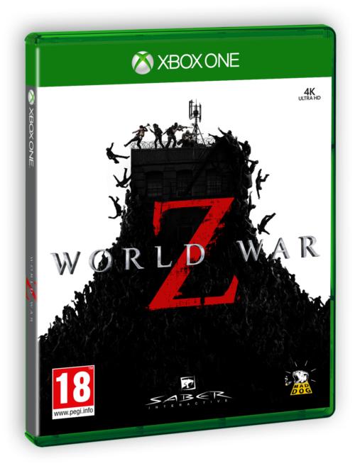 World War Z (XOne) PL + DLC
