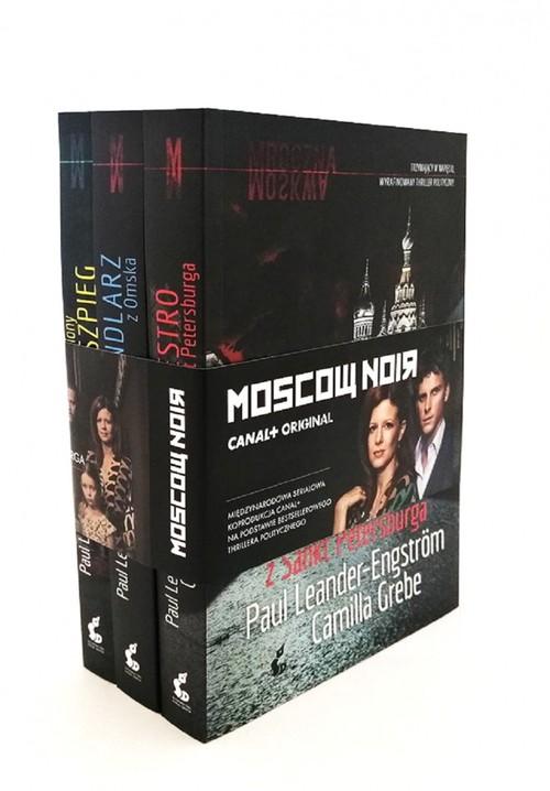 Mroczna Moskwa Trylogia