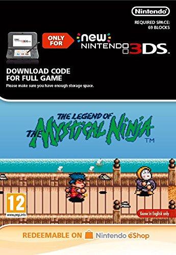 The Legend of the Mystical Ninja (NEW 3DS DIGITAL)