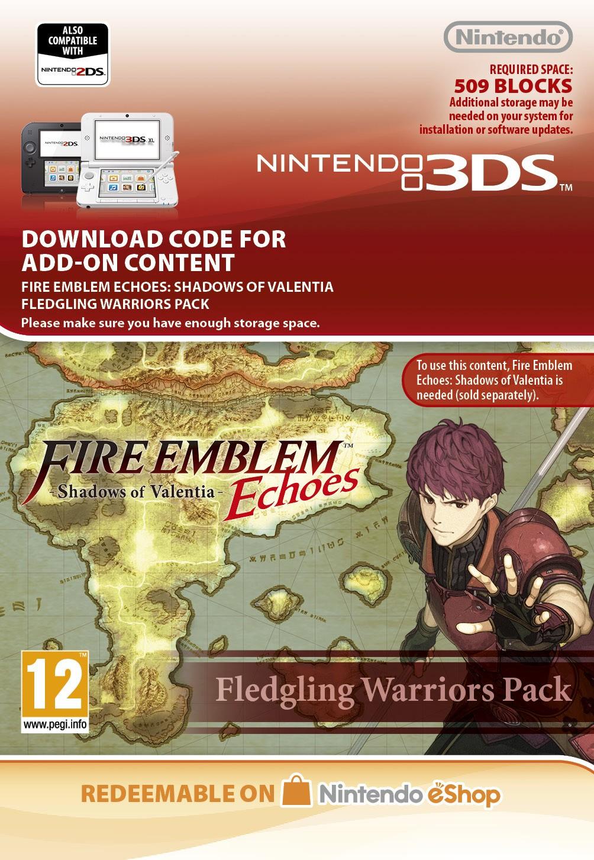 FE Echoes: SoV: Fledgling Warriors Pack (3DS DIGITAL)