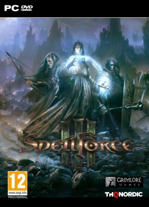 SpellForce 3 (PC) PL klucz Steam