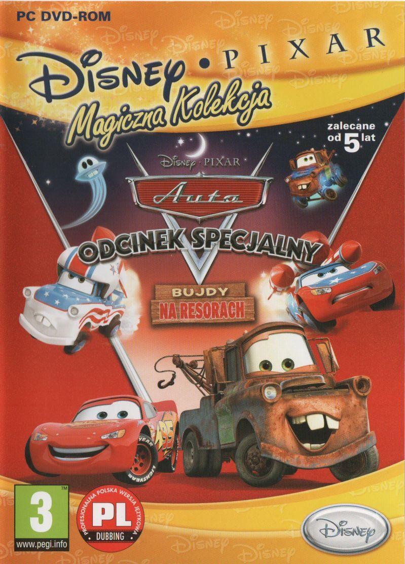 Disney•Pixar Cars Toon: Mater's Tall Tales (PC) DIGITAL