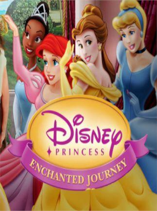 Disney Princess: Enchanted Journey (PC) klucz Steam