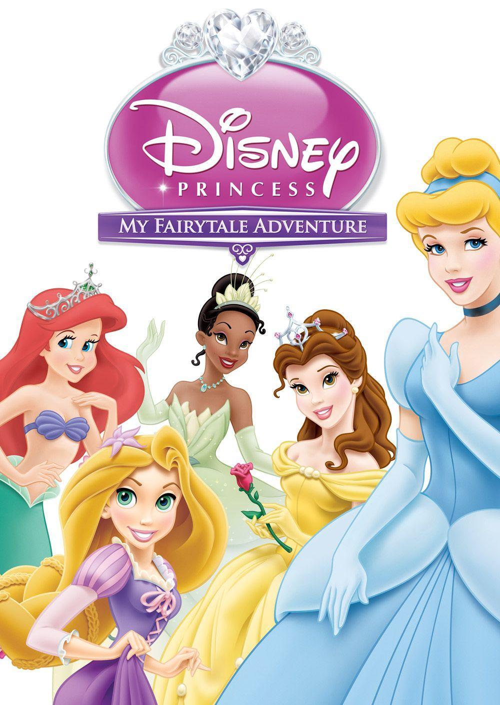 Disney Princess: My Fairytale Adventure (PC) klucz Steam