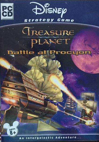 Disney's Treasure Planet: Battle of Procyon (PC) DIGITAL