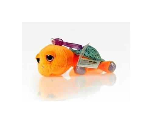 Breloczek pomarańczowy żółwik