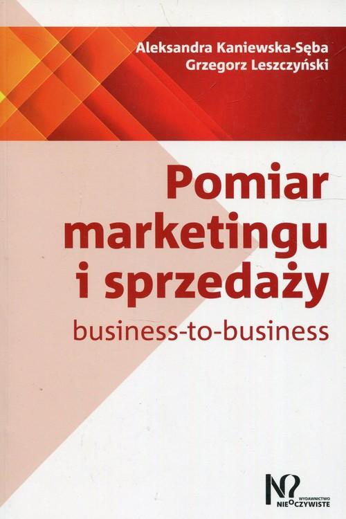 Pomiar marketingu i sprzedaży
