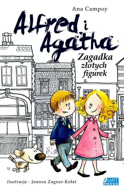Alfred i Agatha Zagadka złotych figurek