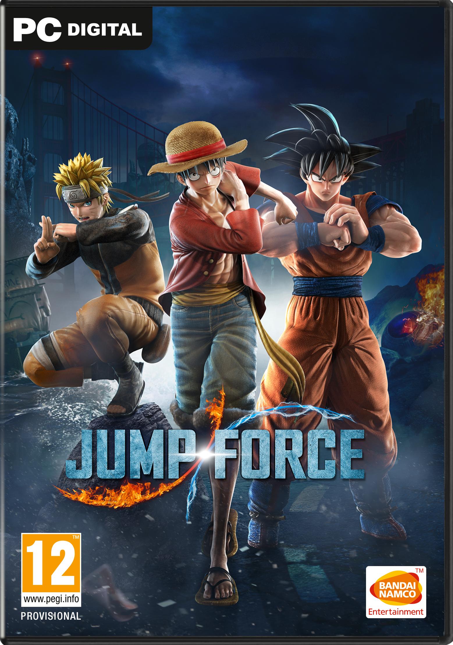 Jump Force (PC) klucz Steam