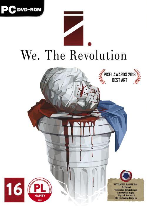 We. The Revolution (PC) PL